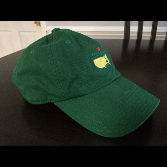aebdde777d9 Masters Green Caddy Hat. M 5ab0365d8af1c51e98e4c494. Other Accessories ...